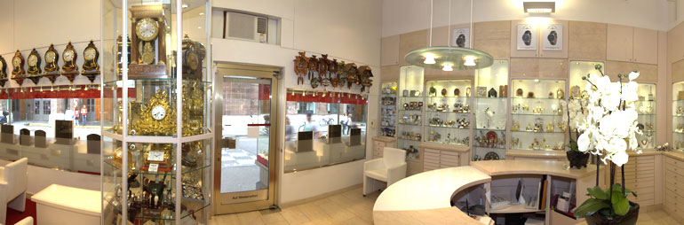 Impressum Uhren Shop Schweiz