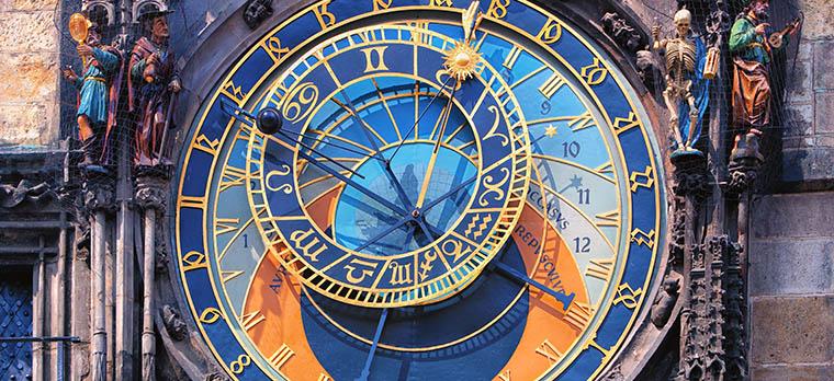 Uhren mit Kalender