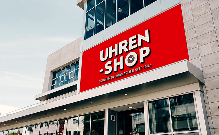 Uhren Shop Basel Schweiz