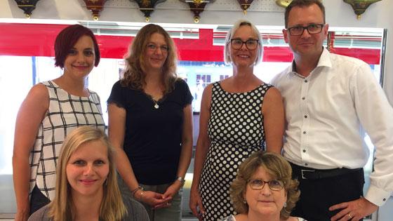Uhren Shop Team Basel 2017