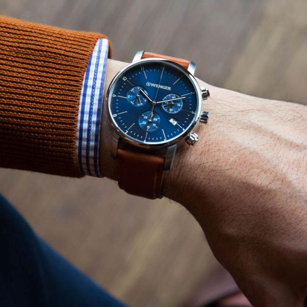 Urban Chronograph blau