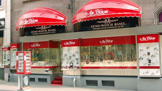 Uhren Fachgeschaeft Au Bijou in Basel