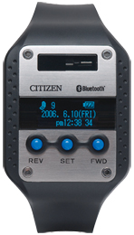 Citizen Bluetooth 2006