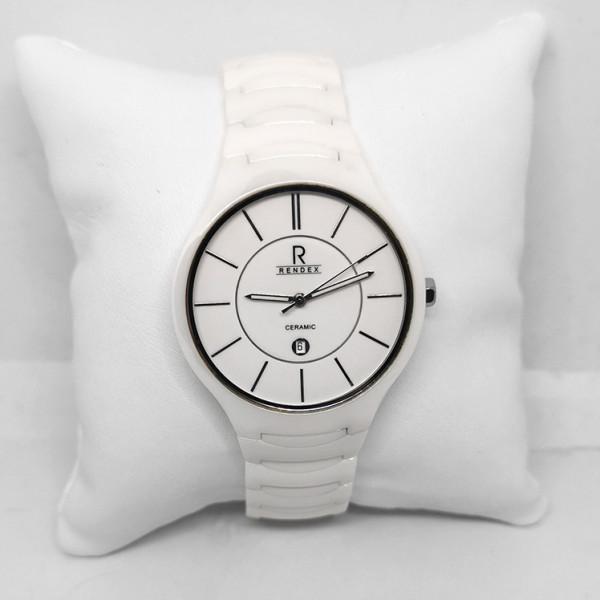 Rendex Armbanduhr weiss