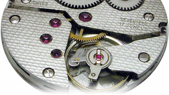 Schweizer Uhrwerk