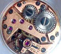 FHF Uhrwerk