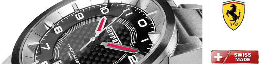 Scuderia Ferrari Uhren