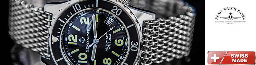 Zeno-Watch Basel Uhren Schweiz