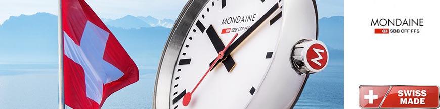 Mondaine Uhren Schweiz