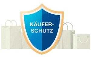 Sicherheit beim Einkaufen mit Pay Pal Käuferschutz